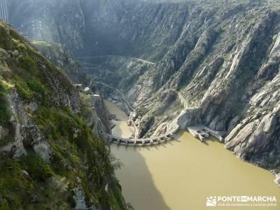 Parque Natural Arribes de Duero;excursiones de montaña viajes julio clubs montaña madrid